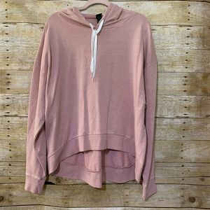 Wild Fable Dusty Coral Pullover L